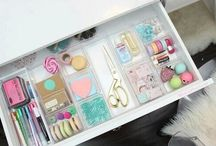 Drawer organisation