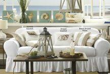 Coastal Home Decorating