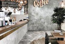 Cafe - Bars
