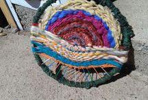 bastidor colorido