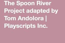 The Spoon River Project / Everything you need to know about our upcoming show!