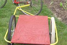 Sykkel vogn
