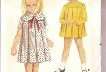 çocuk  elbiselik