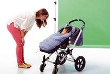 Bergen footmuffs / Baby carrier footmuff