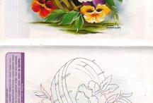 dibujos para oleo