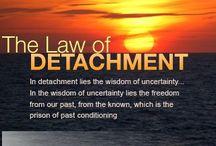 Law of detachement