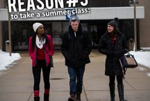 Top Reasons to Take Summer Classes! / by Macomb Community College