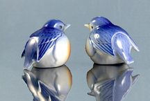 Salt and Pepper Shakers Vintage and Antique
