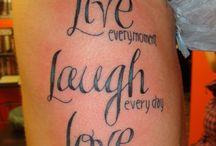 Tattoos / by Katy Greene