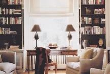 bookshelves / by seleta hayes howard