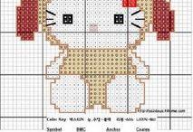 Cross Stitch-Hello Kitty.