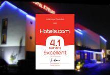 Actualités Hôtel Tours / Informations pratiques et actualités de l'hôtel Kyriad #Tours sud