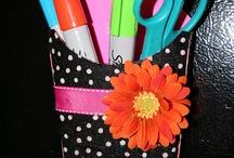 Crafty and artsy ideas