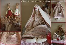 Easter by Cindy at her Country Home