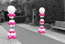Ballonnen-creaties