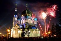 храмы и монастыри России