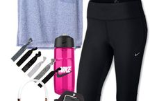 Fitness Fashion Inspiration / Can we just live in our active gear?  This board is a collection of some of our favorite workout outfits and fitness fashion inspiration.