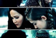 The Hunger Games Series - Everdeen Family