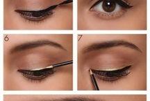 Hair, make up & beauty tips