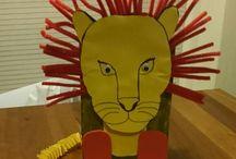 Surprise leeuw