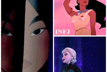 INFJ and MBTI Characters/Quotes