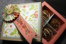 Paperwork with Stampin Up / Bei der Herstellung der Projekte werden überwiegend SU Produkte verwendet.