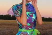 #holographic trend
