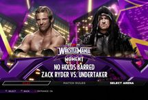 """WWE 2K14-Defeating """"The Streak"""" / We try our hand at ending The Undertaker's undefeated WrestleMania streak in WWE 2K14."""