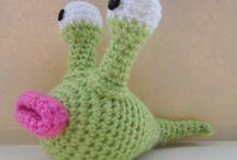 Crochet ami / by Laura Boyer