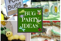 Bug party ideas