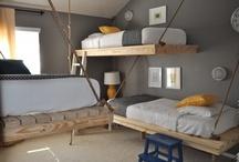 Kid's Bedrooms / Creative bedrooms for children.