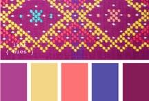 Combination colors