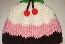 Neapolitan Cherry Sundae Toddler Jacket with Hat