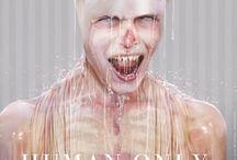 Human Only, Phil van Duynen, sorted works / Exposition consacrée au travail de Phil van Duynen. Images numériques