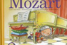 Libros de música para niños y jóvenes