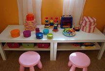 Playroom  / by Heather Carroll