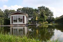 Vakantiepark Buitenplaats Holten / Buitenplaats Holten is een kleinschalig vakantiepark aan de voet van de Holterberg.