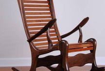 scaune balansoar