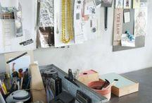 Art - Organization & Studios / by Debra Bible