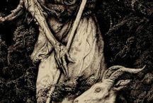 Death & Scorpio / by Lauren Mccredie