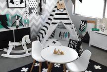 Lastenhuone - Playroom
