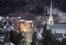 Stowe from the world / Travel • Photos • Stowe, Vermont
