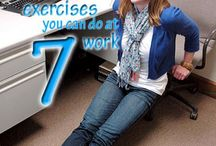 Exercise / by Crissy Rowley