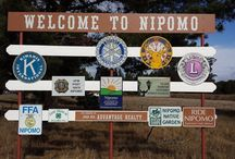 Nipomo - The Central Coast Starts Here / Welcome to Nipomo, CA - The Central Coast Starts Here