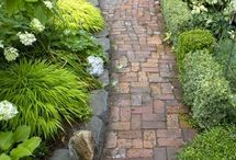 Garden path ~