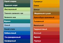 Цвет цветоведение