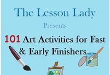 Art Activities: Teachers Pay Teachers