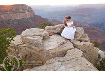 grand canyon weddings / Arizona wedding photographers, Sedona Bride Photographers, wedding images at the Grand Canyon.