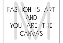 Quotes of The Day / Inspirational Fashion Quotes