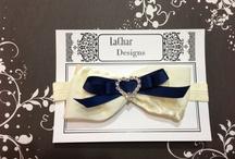 LaChar Designs Baby Headbands